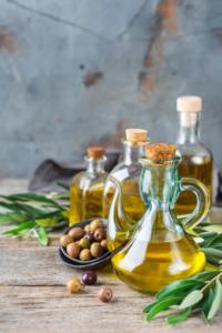 aderezo de aceite de oliva para ensaladas 1
