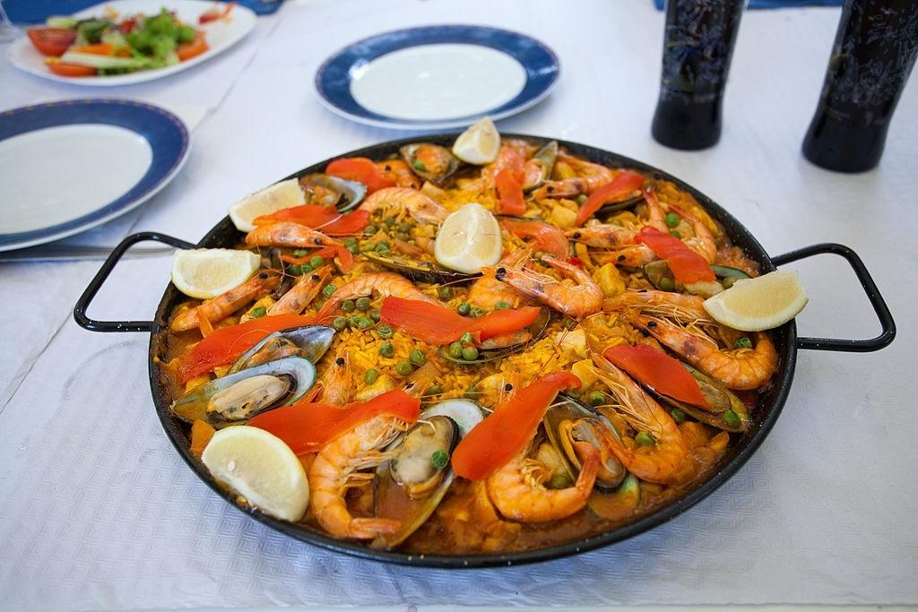 La comida española y su magia